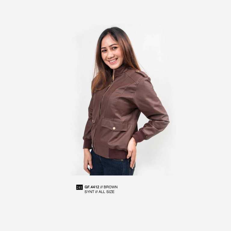 Pakaian  Jaket Wanita  Golfer  GF.4412
