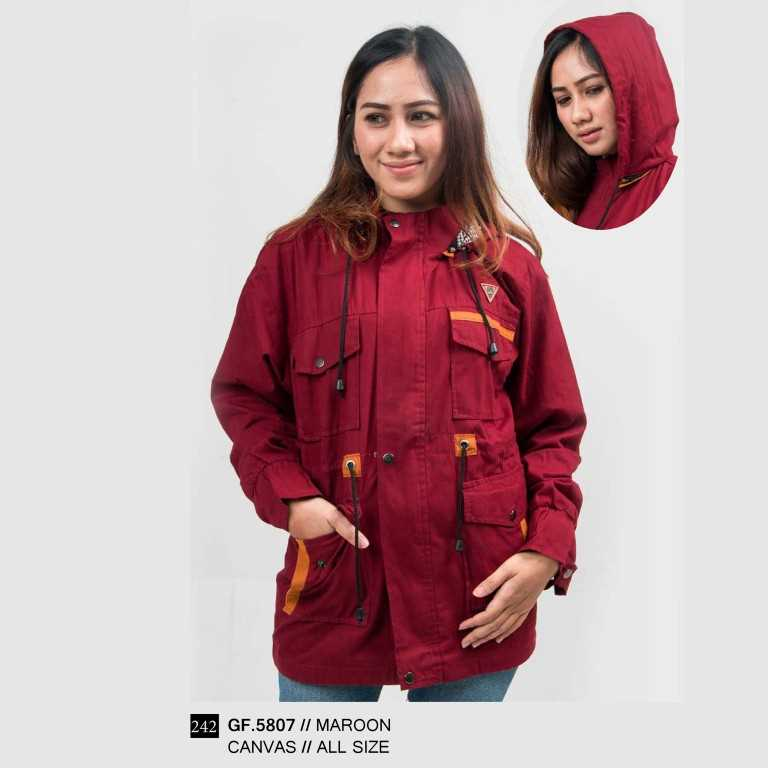 Pakaian  Jaket Wanita  Golfer  GF.5807