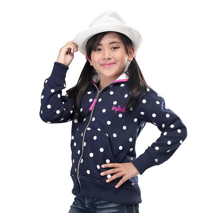 Jaket Anak Perempuan Sale SKY 807