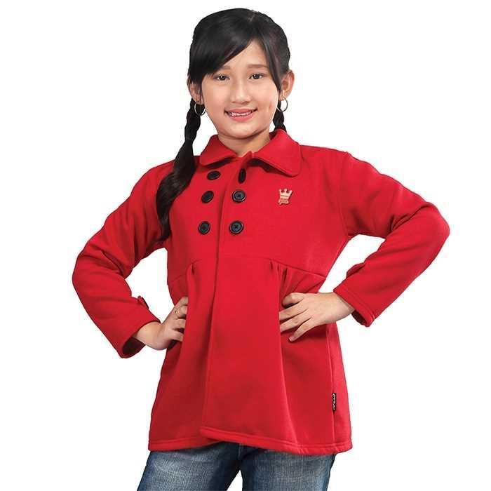 Jaket Anak Perempuan Sale SKY 880