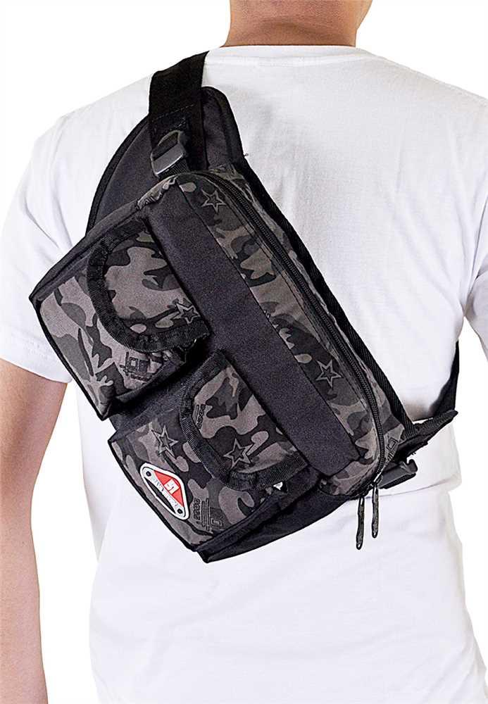 Waist Bag Pria Java Seven BTS 749