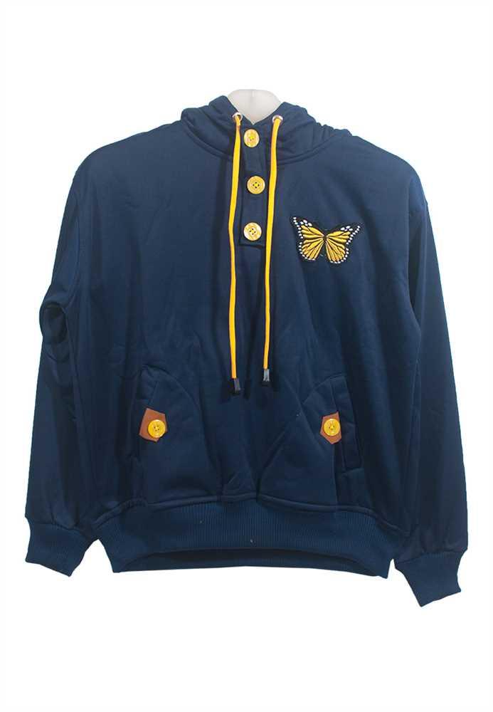 Jaket Anak Perempuan Java Seven SKR 811