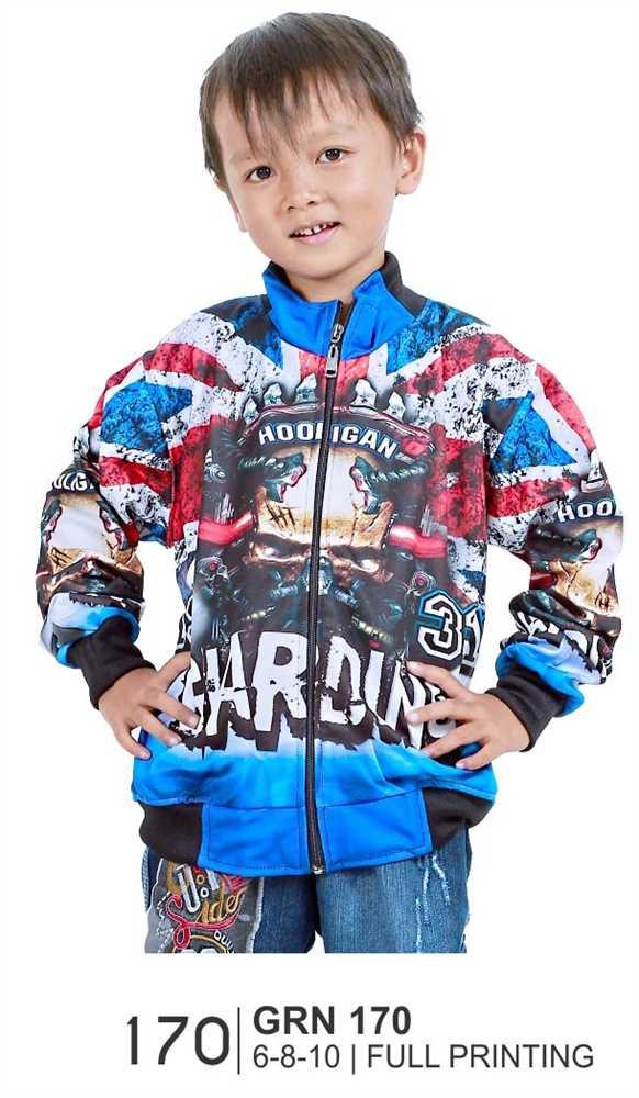 Jaket Anak Pria Giardino GRN 170