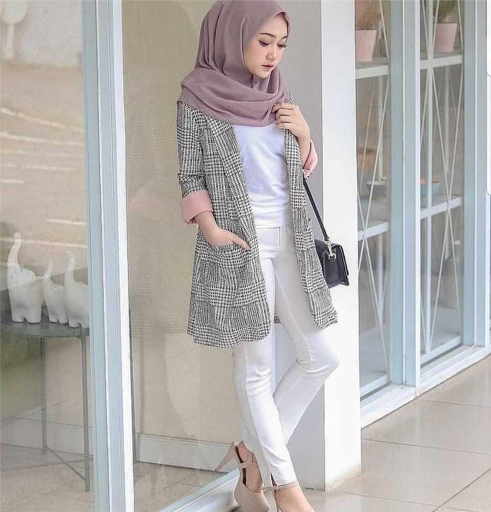 Blazer Wanita Adora Fashion MC 85