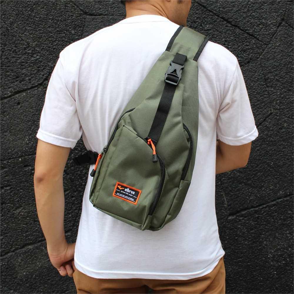 Tas Waist Bag Pria Outvin TL 232