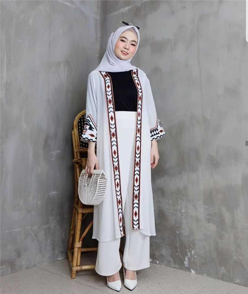 Baju Outwear Wanita Adora Fashion MC 469
