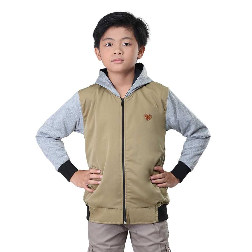 Jaket Hoodie Anak Laki-Laki ITC KID 932
