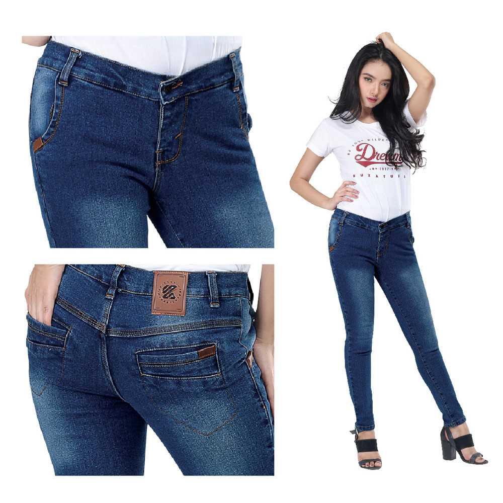 Celana Jeans Wanita KCP KZR 824