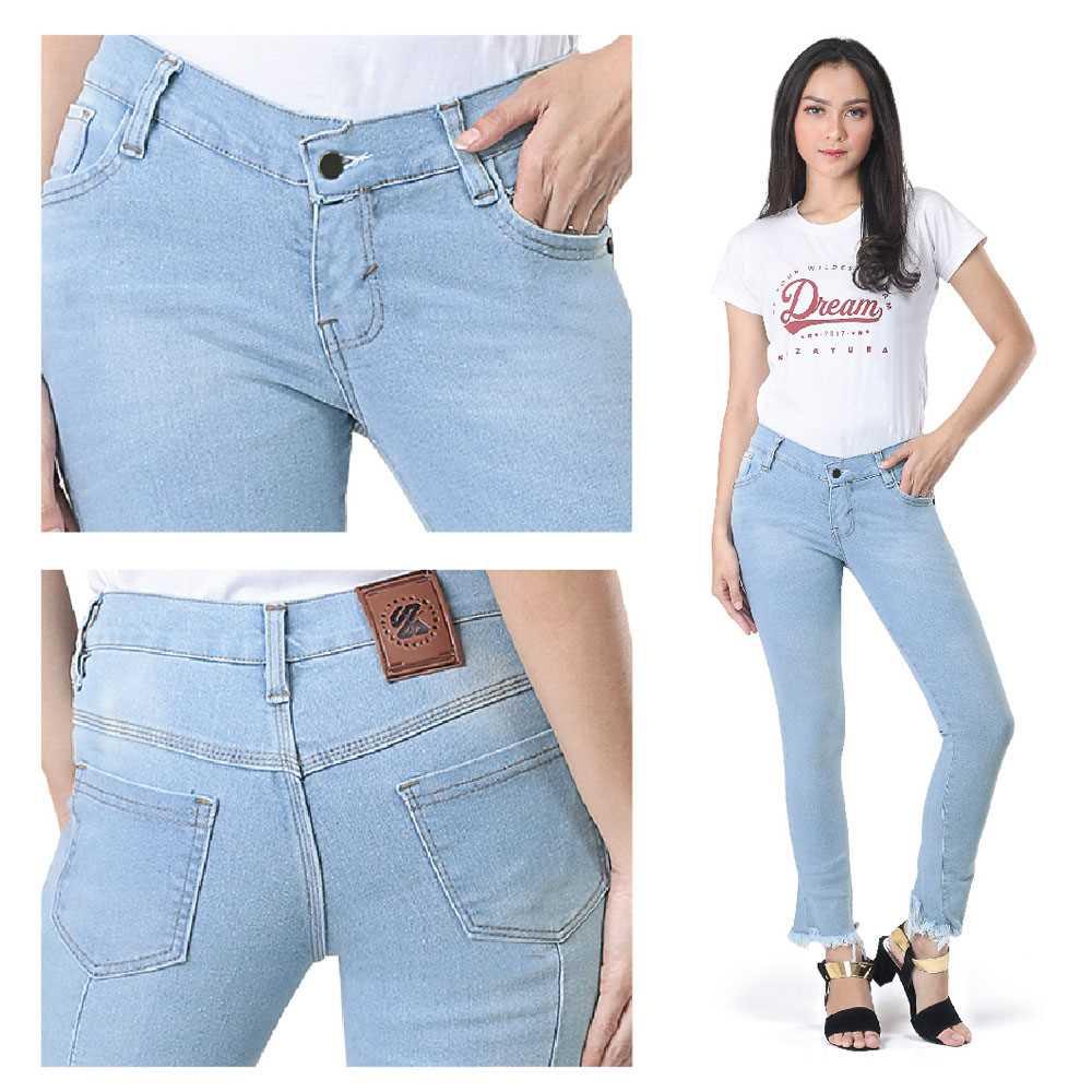 Celana Jeans Wanita KCP KZR 247
