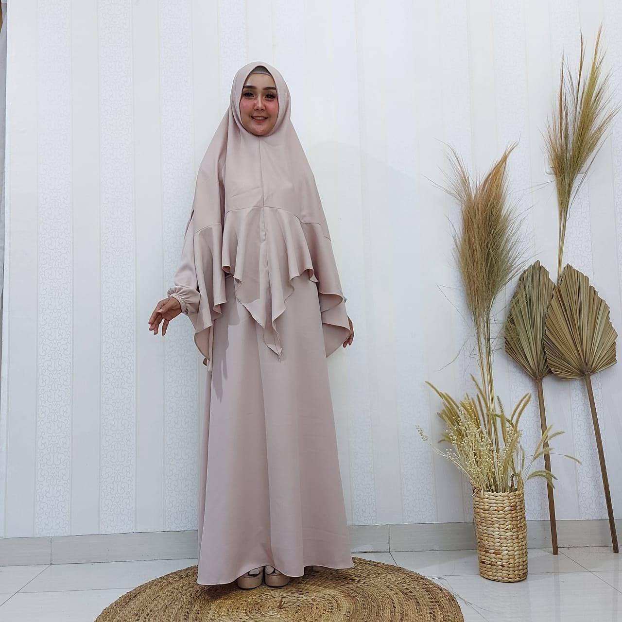 Baju Gamis Syar