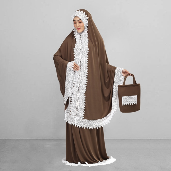 Mukena Wanita Deloxa Boutique MM 346