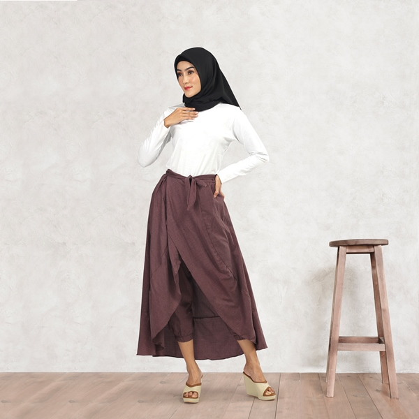 Celana Rok Wanita Deloxa Boutique MM 331