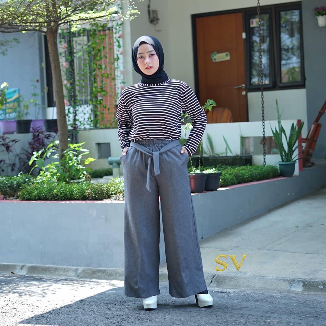 Celana Kulot Wanita Deloxa Boutique MM 426