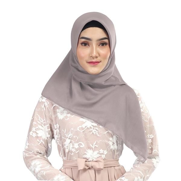 Kerudung Wanita Segi 4 Zanetta Hijab PM 291 Water Proof