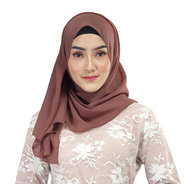 Kerudung Phasmina Wanita Zanetta Hijab PM 900