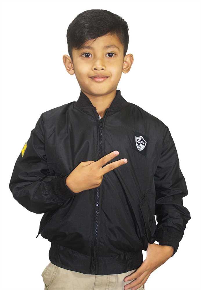 Jaket Anak Laki-laki CBR SIX MAC 566