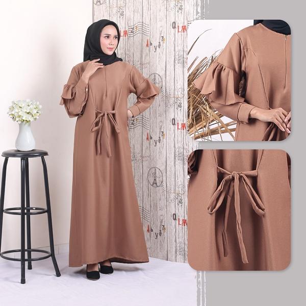 Baju Gamis Wanita Adora Fashion MC 617