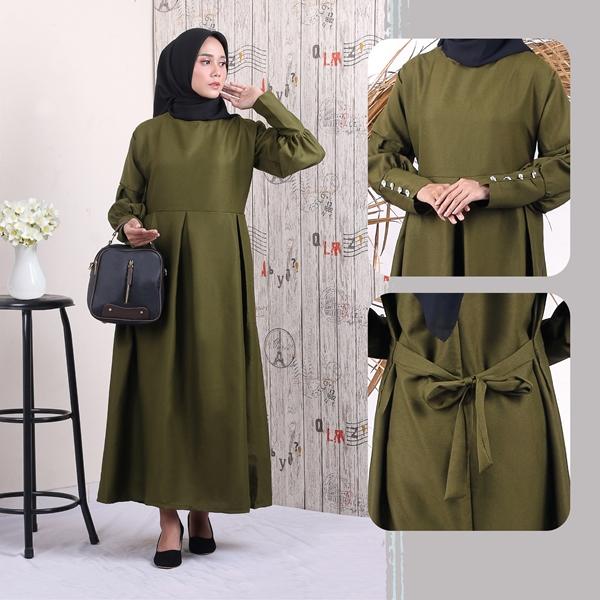 Baju Gamis Wanita Adora Fashion MC 069
