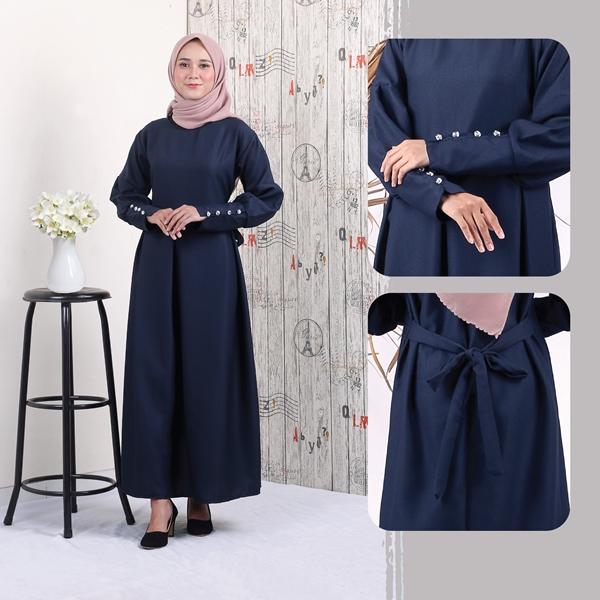 Baju Gamis Wanita Adora Fashion MC 045
