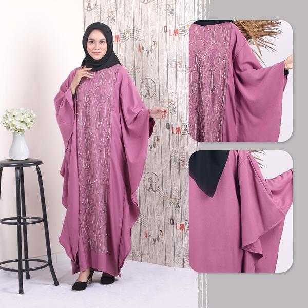 Baju Gamis Wanita Adora Fashion MC 325