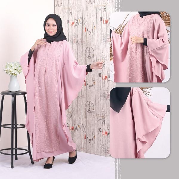 Baju Gamis Wanita Adora Fashion MC 587