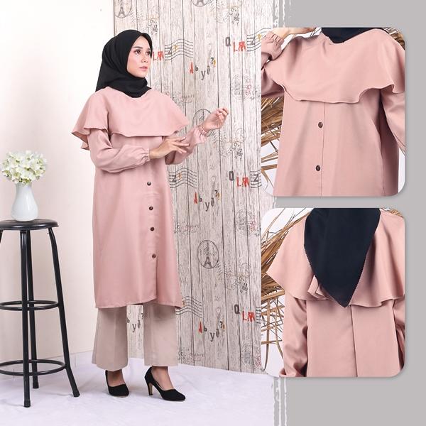 Dress Wanita Adora Fashion MC 086