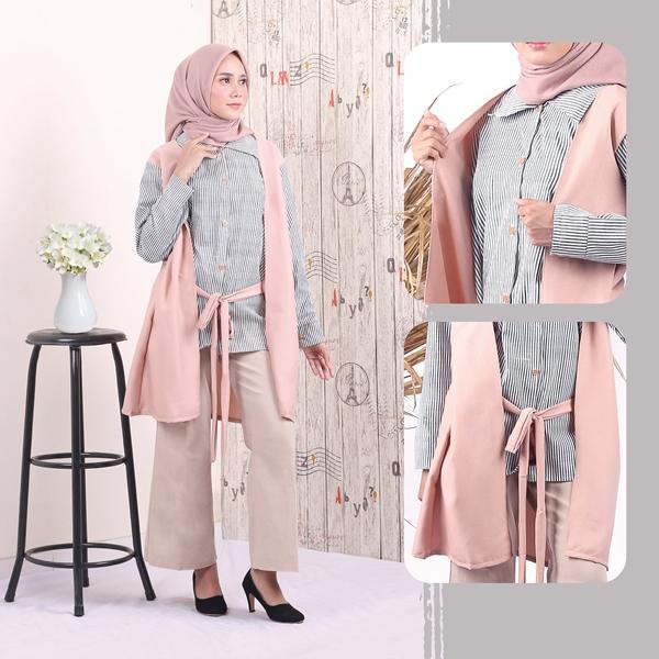 Baju Atasan Wanita Adora Fashion MC 620