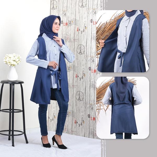 Baju Atasan Wanita Adora Fashion MC 964
