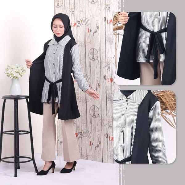 Baju Atasan Wanita Adora Fashion MC 920
