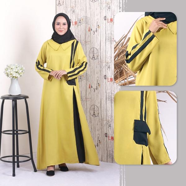 Baju Gamis Wanita Adora Fashion MC 288