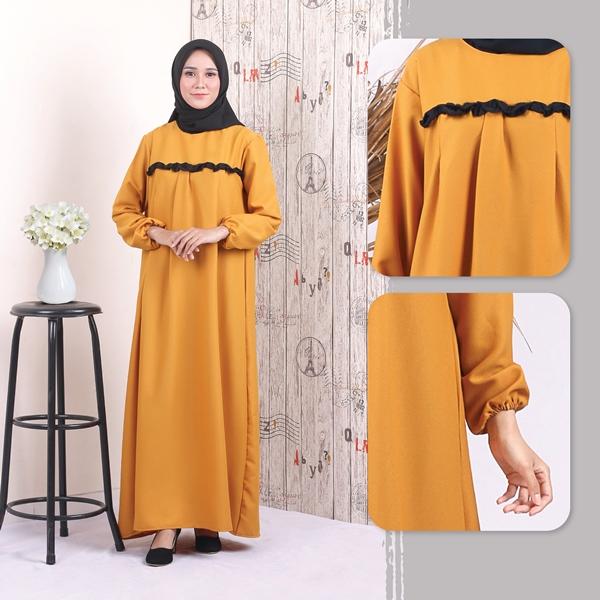 Baju Gamis Wanita Adora Fashion MC 755