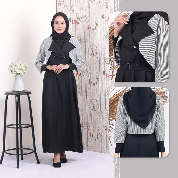 Baju Gamis Wanita Adora Fashion MC 602