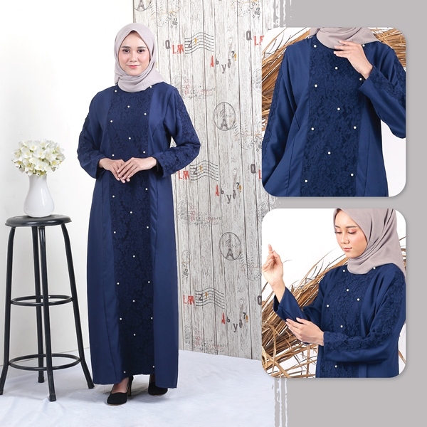 Baju Gamis Wanita Adora Fashion MC 991