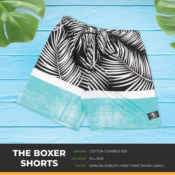 Celana Boxer Pria Monarch.ID SO 521