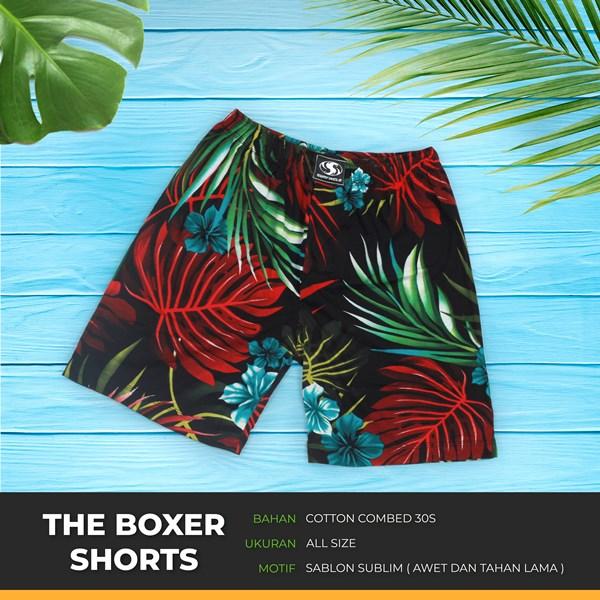 Celana Boxer Pria Monarch.ID SO 501