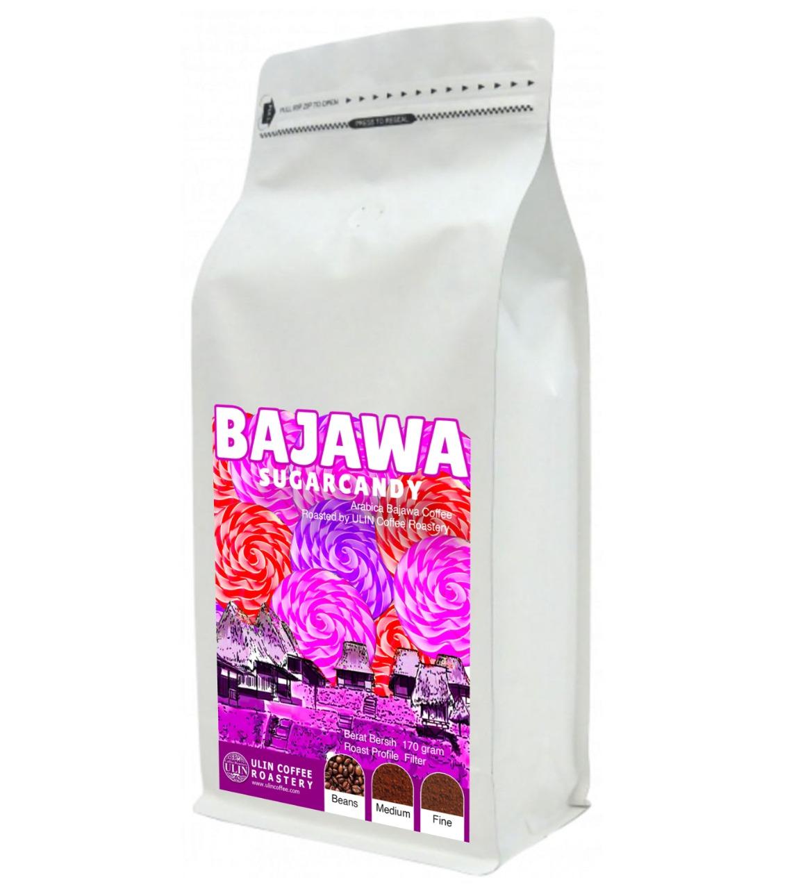 Arabica Bajawa Premium 500 gr